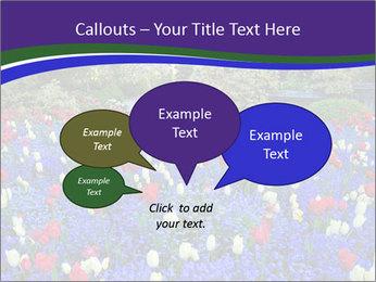 Butchart garden PowerPoint Template - Slide 73