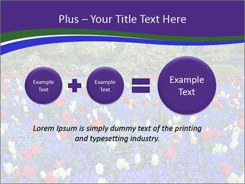 Butchart garden PowerPoint Template - Slide 75