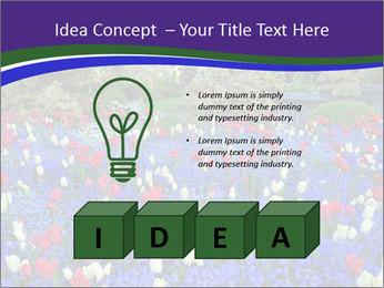 Butchart garden PowerPoint Template - Slide 80