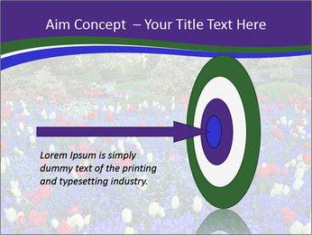 Butchart garden PowerPoint Template - Slide 83