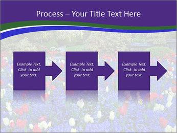 Butchart garden PowerPoint Template - Slide 88