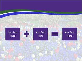 Butchart garden PowerPoint Template - Slide 95