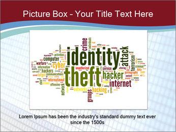 Roger symbol on screen PowerPoint Template - Slide 15