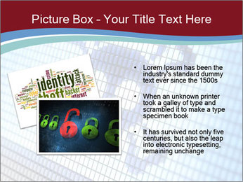 Roger symbol on screen PowerPoint Template - Slide 20
