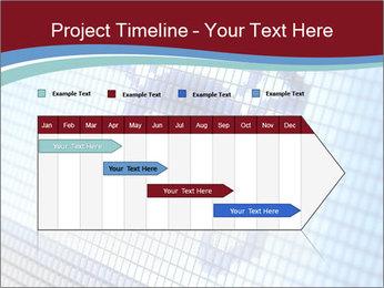 Roger symbol on screen PowerPoint Template - Slide 25