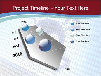 Roger symbol on screen PowerPoint Template - Slide 26