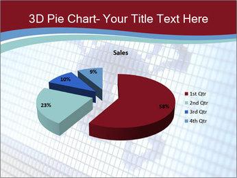 Roger symbol on screen PowerPoint Template - Slide 35