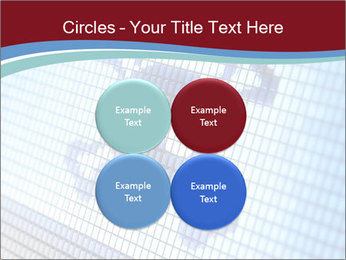 Roger symbol on screen PowerPoint Template - Slide 38