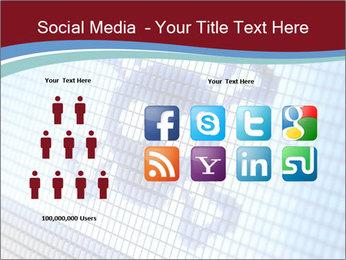 Roger symbol on screen PowerPoint Template - Slide 5