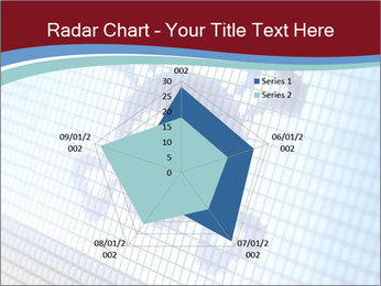 Roger symbol on screen PowerPoint Template - Slide 51