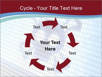 Roger symbol on screen PowerPoint Template - Slide 62