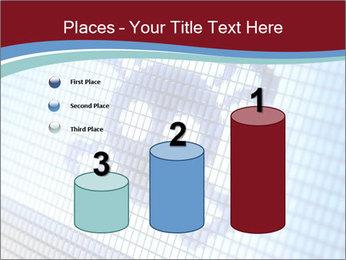 Roger symbol on screen PowerPoint Template - Slide 65
