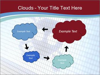 Roger symbol on screen PowerPoint Template - Slide 72