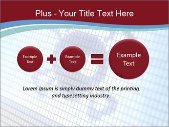 Roger symbol on screen PowerPoint Template - Slide 75