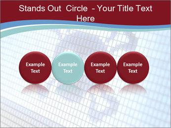 Roger symbol on screen PowerPoint Template - Slide 76