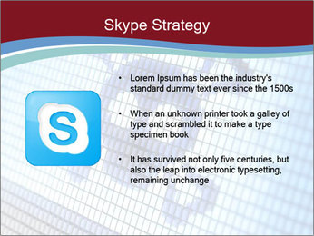 Roger symbol on screen PowerPoint Template - Slide 8
