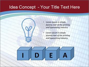 Roger symbol on screen PowerPoint Template - Slide 80