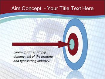 Roger symbol on screen PowerPoint Template - Slide 83
