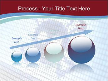 Roger symbol on screen PowerPoint Template - Slide 87