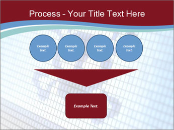 Roger symbol on screen PowerPoint Template - Slide 93