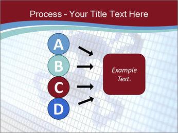 Roger symbol on screen PowerPoint Template - Slide 94