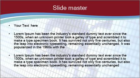 Roger symbol on screen PowerPoint Template - Slide 2
