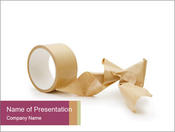Irreversible phenomenon PowerPoint Template