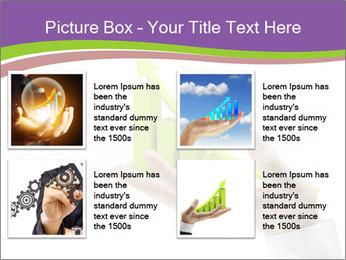 Business graph PowerPoint Templates - Slide 14