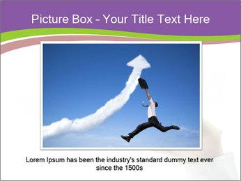 Business graph PowerPoint Templates - Slide 16