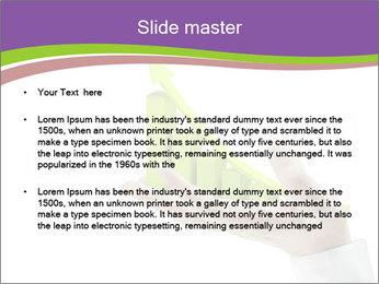 Business graph PowerPoint Templates - Slide 2