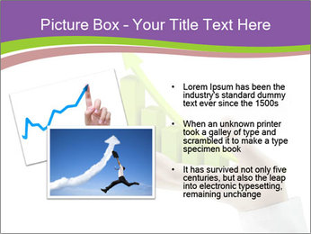 Business graph PowerPoint Template - Slide 20