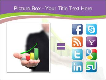 Business graph PowerPoint Templates - Slide 21