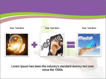 Business graph PowerPoint Templates - Slide 22