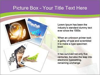 Business graph PowerPoint Templates - Slide 23