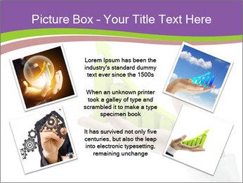 Business graph PowerPoint Templates - Slide 24