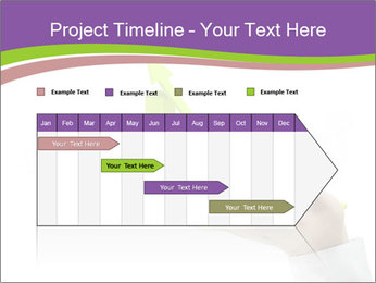 Business graph PowerPoint Template - Slide 25