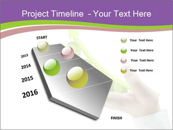Business graph PowerPoint Template - Slide 26