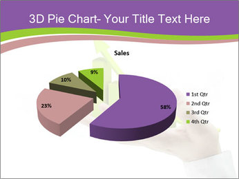 Business graph PowerPoint Template - Slide 35