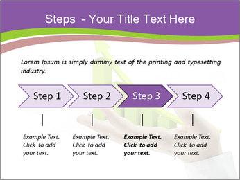 Business graph PowerPoint Templates - Slide 4