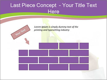 Business graph PowerPoint Template - Slide 46