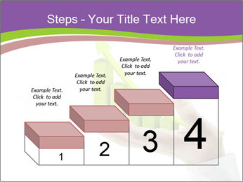 Business graph PowerPoint Template - Slide 64