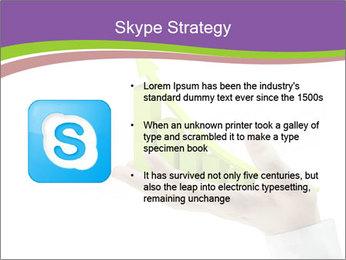Business graph PowerPoint Templates - Slide 8