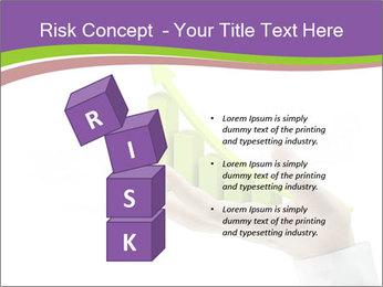 Business graph PowerPoint Templates - Slide 81