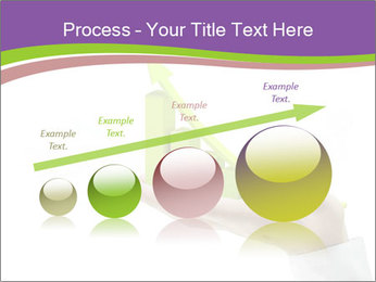 Business graph PowerPoint Template - Slide 87