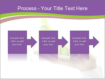 Business graph PowerPoint Template - Slide 88