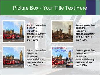 Tower Bridge PowerPoint Template - Slide 14