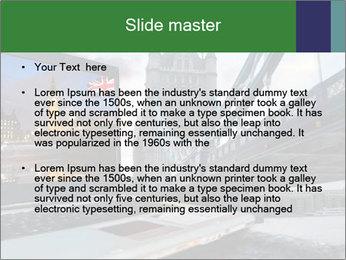 Tower Bridge PowerPoint Template - Slide 2