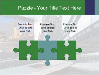 Tower Bridge PowerPoint Template - Slide 42