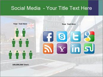 Tower Bridge PowerPoint Template - Slide 5