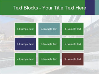 Tower Bridge PowerPoint Template - Slide 68
